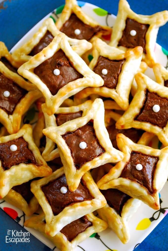Nutella Pie Bites