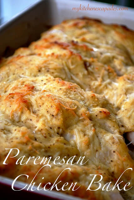 Chicken Recipe With Mayo And Parmesan Cheese