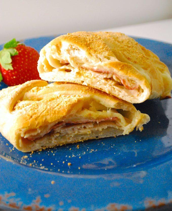Hot Italian Sandwich Braid