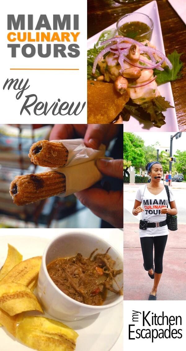 Miami Culinary Food Tour Reivew