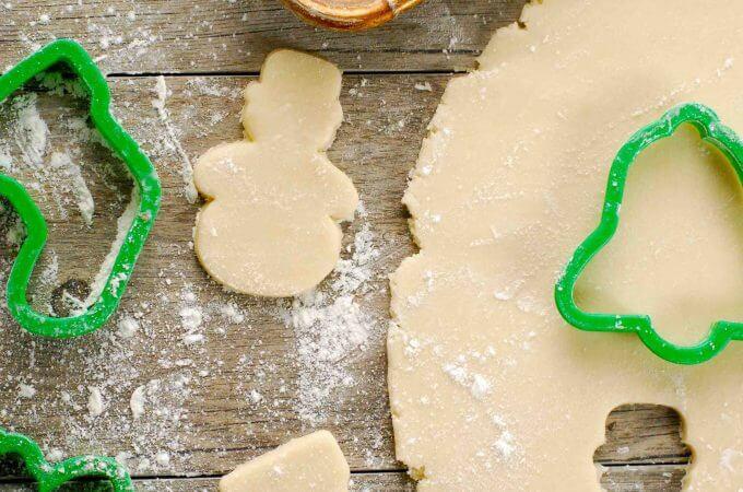 Easy Sugar Cookie Recipe - Rolled Sugar Cookies