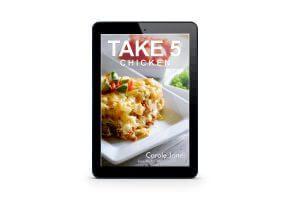 Take 5 Chicken Cookbook - digital